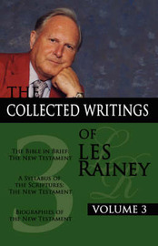 The Collected Writings of Les Rainey Volume 3 by Les Rainey image