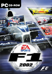 F1 2002 for PC