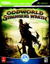Oddworld: Stranger's Wrath - Prima Official Guide for Xbox