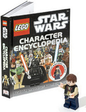 Lego Star Wars Character Encyclopedia (with Mini Figure) by DK Publishing