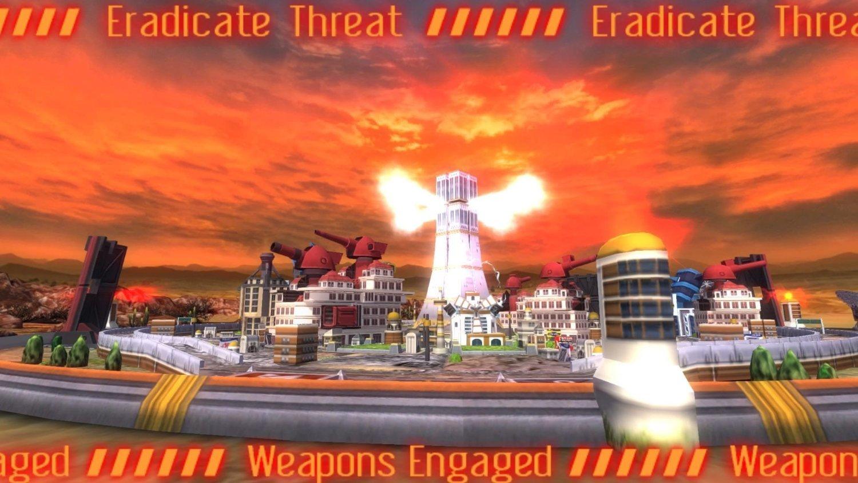 Aegis of Earth: Protonovus Assault for PS3 image