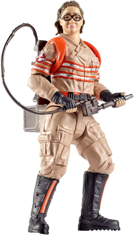 "Ghostbusters: Abby Yates - 6"" Action Figure"