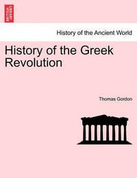 History of the Greek Revolution. Vol. II by Thomas Gordon image