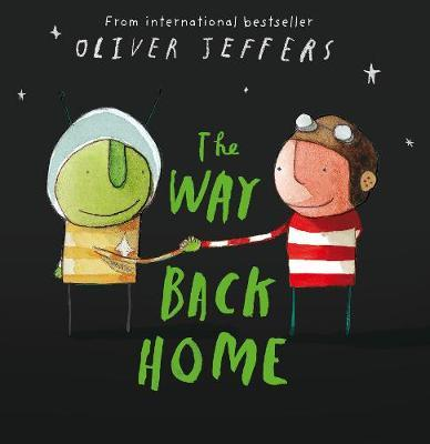 The Way Back Home by Oliver Jeffers image
