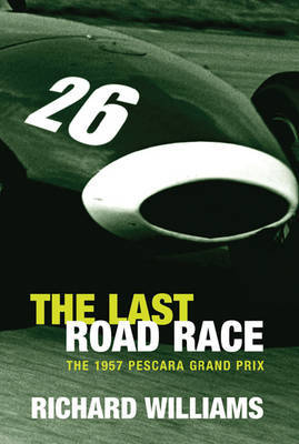 The Last Road Race by Richard Williams image