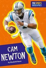 CAM Newton by Elizabeth Raum