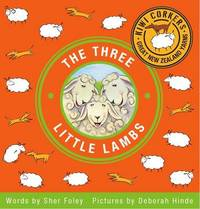 Kiwi Corkers: The Three Little Lambs by Sher Foley image
