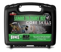 Reaper Bones Learn to Paint Kit- Core Skills