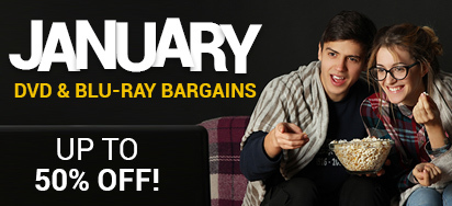Sony Pictures January Specials