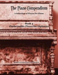 The Piano Compendium 4 by Konstantinos Papatheodorou