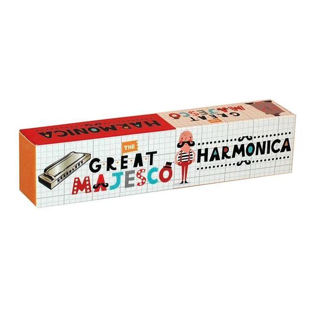 The Great Majesco: Harmonica