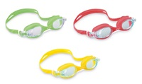 Intex: Pro Team Goggles - (Assorted Colours)