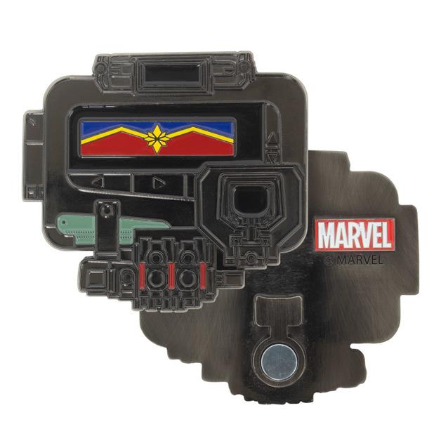 Marvel: Captain Marvel Pager Bottle Opener