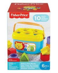Fisher-Price: Baby's First Blocks image