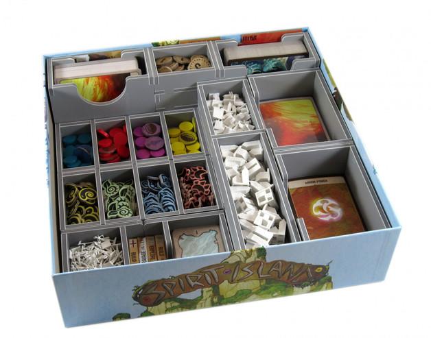 Folded Space: Game Inserts - Spirit Island