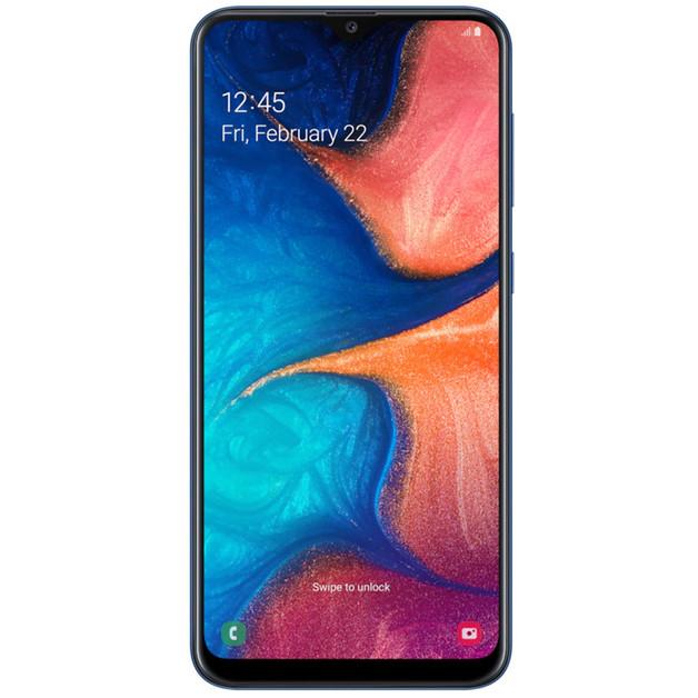 Samsung: Galaxy A20 (2019) Smartphone - 32GB/Blue