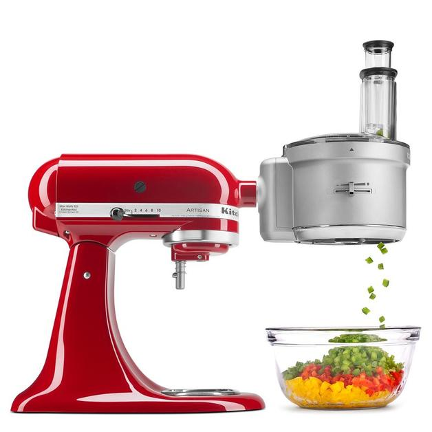 KitchenAid: Food Processor Attachment