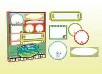 Jolly Holiday Labels by Betty Anderson image