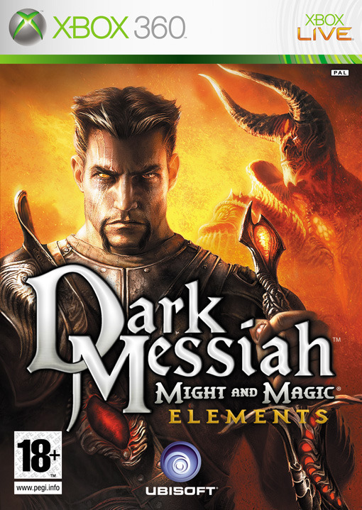 Dark Messiah of Might & Magic: Elements for Xbox 360 image