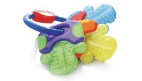 Nuby IcyBite Teether Keys