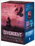 Divergent Series Paperback Box Set (3 Books) by Veronica Roth