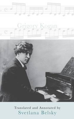 Busoni as Pianist by Grigory Kogan image