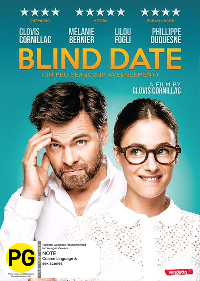 Blind Date on DVD