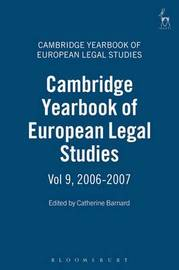Cambridge Yearbook of European Legal Studies image
