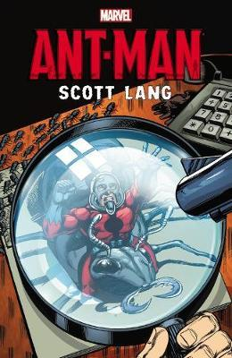 Ant-man: Scott Lang by Bob Layton