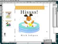 Little Kipper Hissss! by Mick Inkpen image