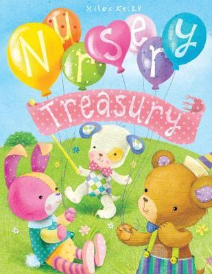 Nursery Treasury - 384 Pages by Kelly Miles