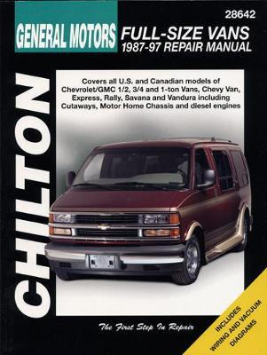 Chevrolet Vans (87 - 97) by Chilton Publishing image