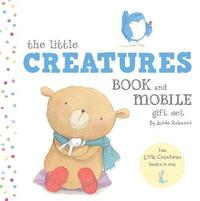 The Little Creatures Book & Mobile Gift Set by Jedda Robaard