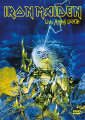 Iron Maiden - Live After Death (2 Disc Set) on DVD