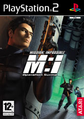 Mission Impossible: Operation Surma for PS2
