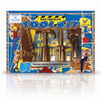 Walkers Milk Chocolate Tool Kit 80g image