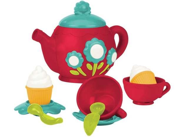 Battat - Musical Tea Set