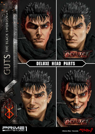 "Berserk: Guts, The Black Swordsman (Deluxe) - 38"" Premium Statue"