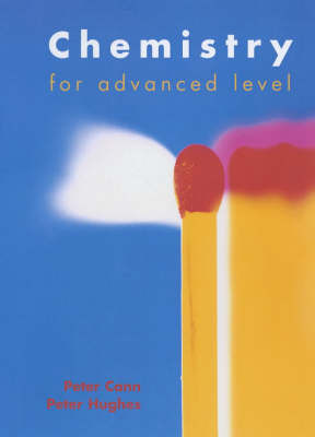 Chemistry for Advanced Level by Peter Cann image