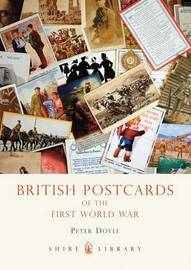 British Postcards of the First World War by Peter Doyle image