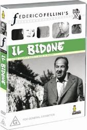 Il Bidone on DVD