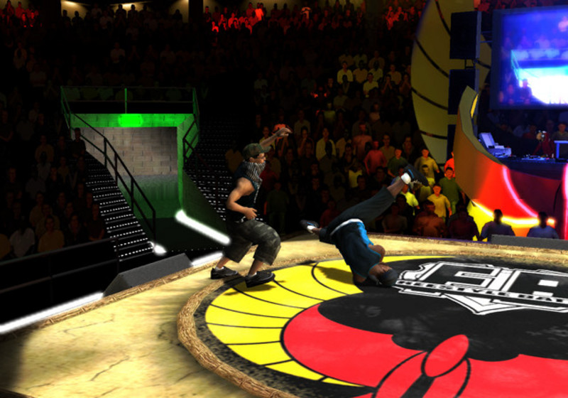 B-Boy for PlayStation 2 image