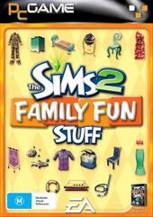 The Sims 2 Family Fun Stuff for PC Games