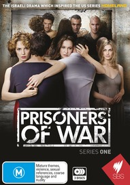 Prisoners of War on DVD