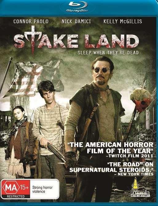 Stake Land on Blu-ray