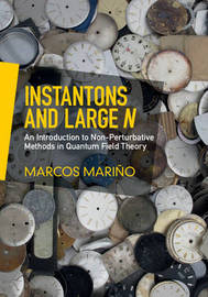 Instantons and Large N by Marcos Marino