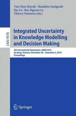 Integrated Uncertainty in Knowledge Modelling and Decision Making image