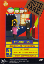 South Park - Vol. 15 on DVD