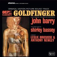 Goldfinger Original Soundtrack (LP) by Soundtrack / Various