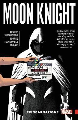 Moon Knight Vol. 2: Reincarnations by Jeff Lemire